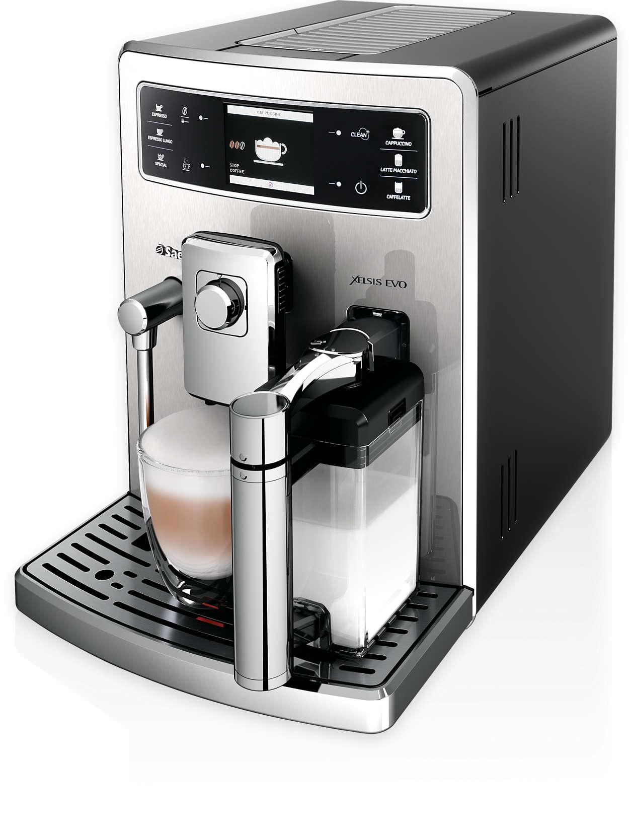 Espresso-Zubereitung auf einfache Art