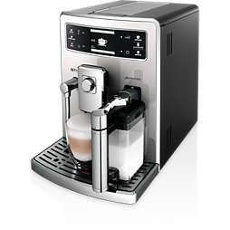 Saeco Xelsis Evo Automatický espresovač