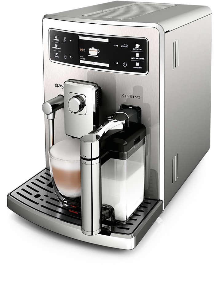 xelsis evo machine espresso super automatique hd8954 01. Black Bedroom Furniture Sets. Home Design Ideas