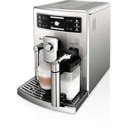 Saeco Xelsis Evo Popolnoma samodejni espresso kavni aparat