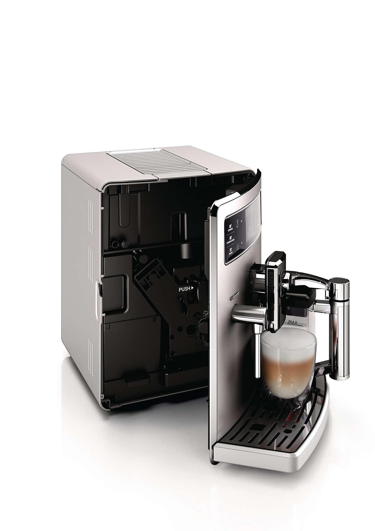 Xelsis Evo Super-automatic espresso machine HD8954/47 | Saeco