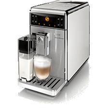 HD8966/08 -  Saeco GranBaristo Super-automatic espresso machine
