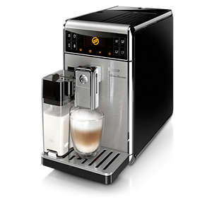 GranBaristo Cafetera espresso súper automática