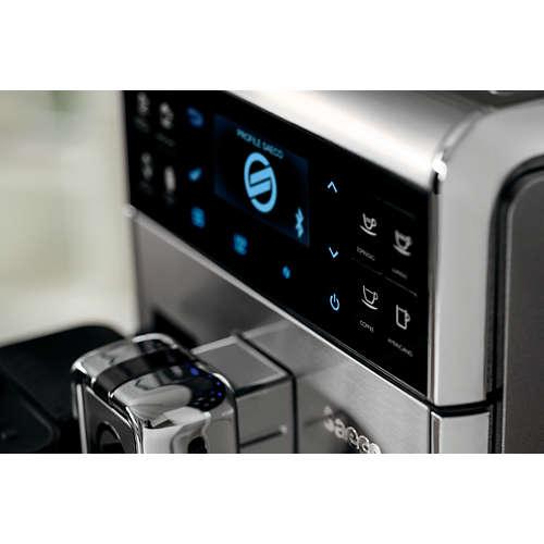 GranBaristo Avanti Super-automatic espresso machine