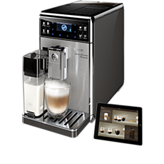 HD8967/47 Saeco GranBaristo Avanti Super-automatic espresso machine
