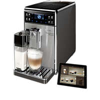 18 Beverages Super-automatic espresso machine