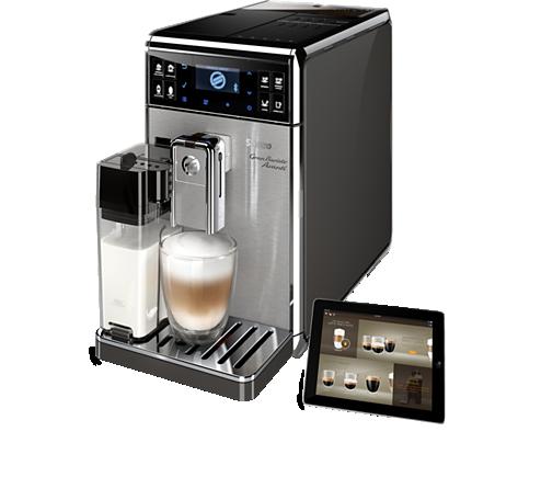 Granbaristo Avanti Super Automatic Espresso Machine Hd8967