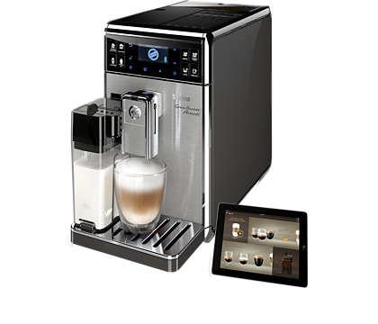 L'expérience de café à la maison la plus sophistiquée