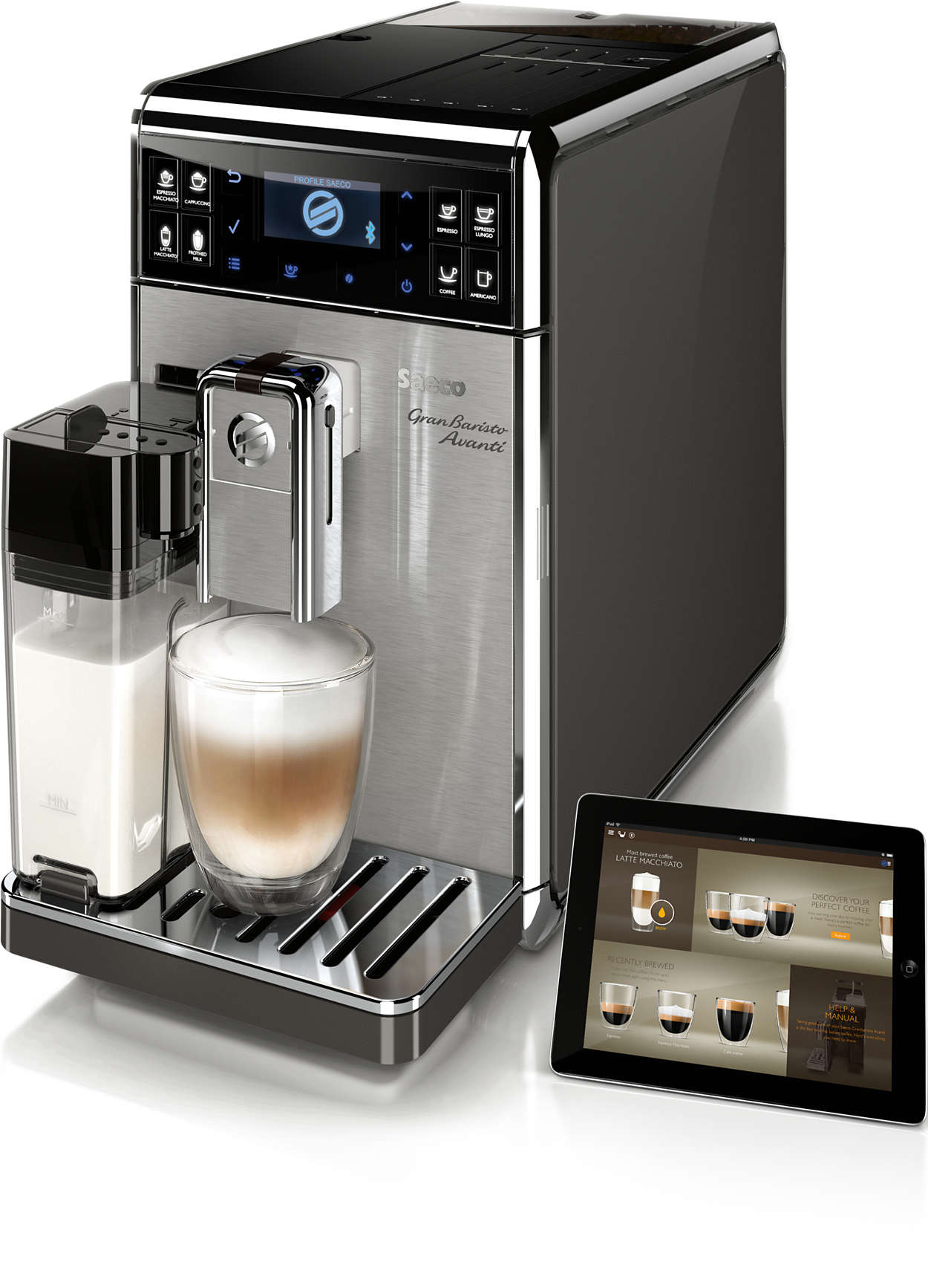 La experiencia más avanzada de café en casa