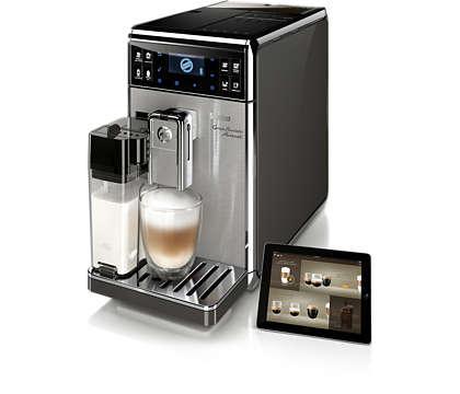 Den mest avanserte kaffeopplevelsen hjemme