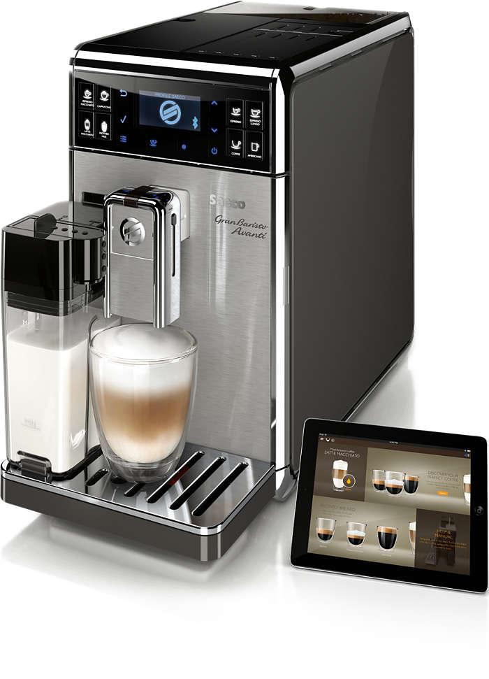 Vår mest sofistikerade espressomaskin någonsin!