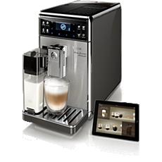 HD8968/01 Saeco GranBaristo Avanti Världens första smarta espressomaskin!