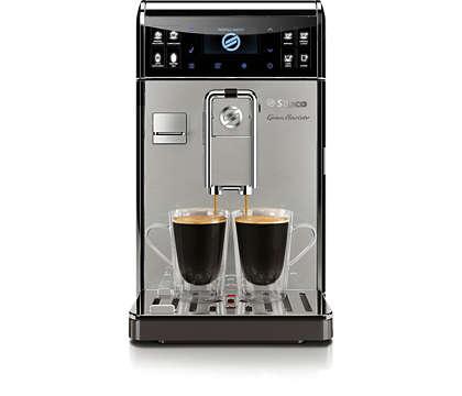 Genießen Sie eine Vielfalt von 18 Kaffeespezialitäten