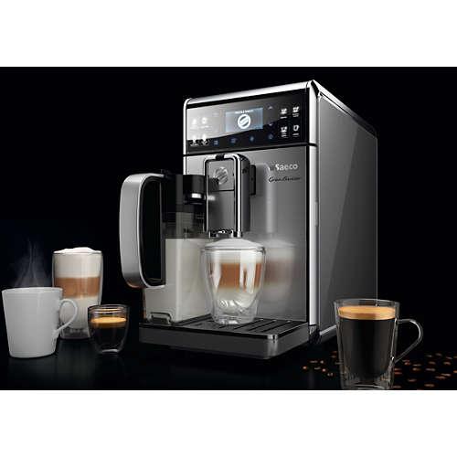 GranBaristo W pełni automatyczny ekspres do kawy