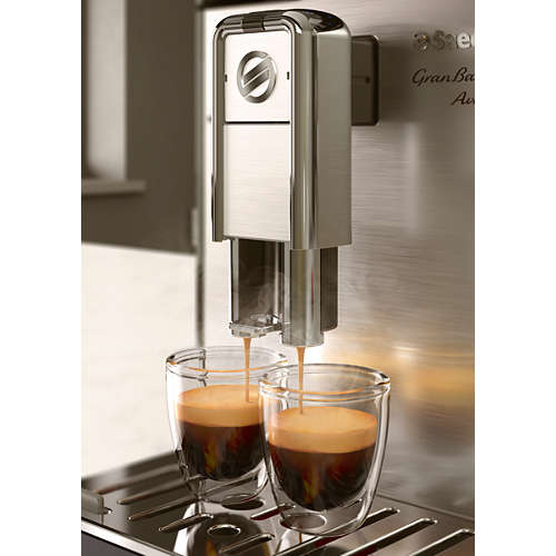 GranBaristo Avanti Volautomatische espressomachine
