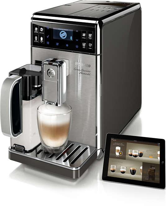 Den mest avancerede kaffeoplevelse derhjemme