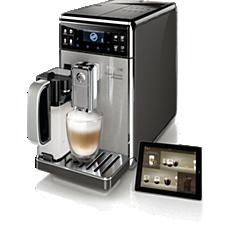 HD8977/01 Saeco GranBaristo Avanti Machine espresso Super Automatique