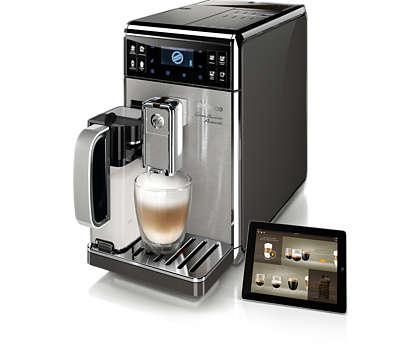 L'esperienza più avanzata del caffè fatto in casa