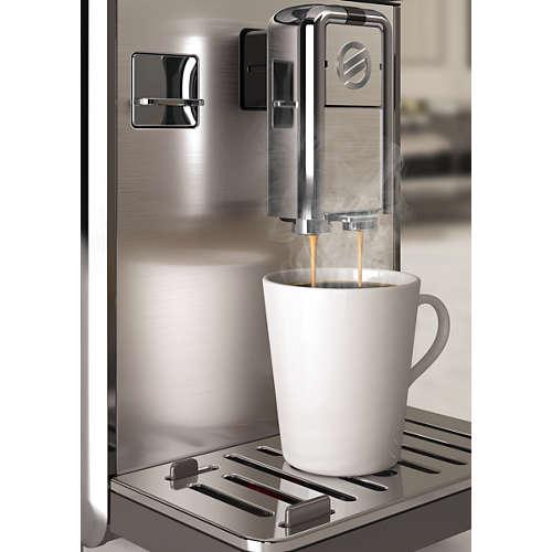 GranBaristo Avanti Kaffeevollautomat