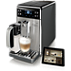 Saeco GranBaristo Avanti Super-automatic espresso machine HD8978/01 18 Beverages Integrated milk carafe Stainless Steel AquaClean