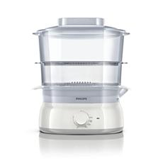 HD9115/01 Daily Collection جهاز الطهو على البخار