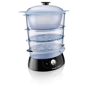 Viva Collection Steamer