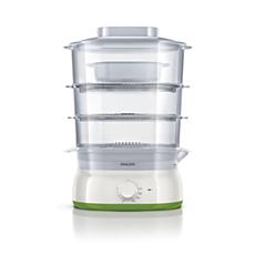 HD9125/01 Daily Collection جهاز الطهو على البخار