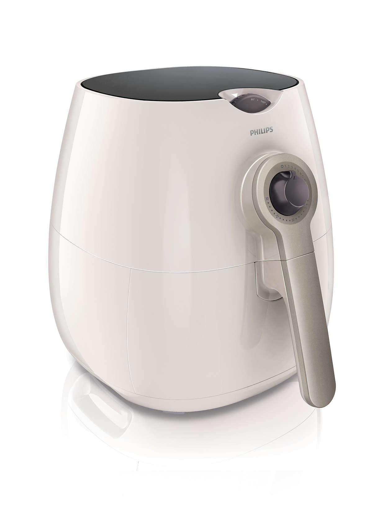 ¡Philips Airfryer reduce el exceso de grasa de tu dieta!