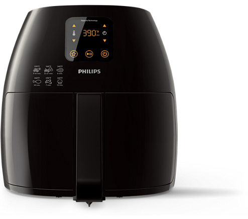 avance collection airfryer xl hd9240/94 | philips