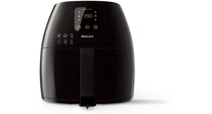 Avance Collection Airfryer Xl Hd9240 94 Black Philips