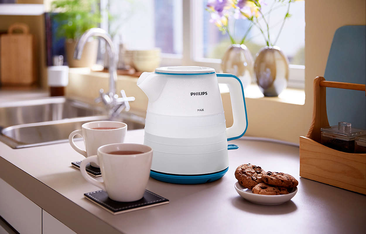 7072914362e407 Daily Collection Kettle HD9344 14   Philips