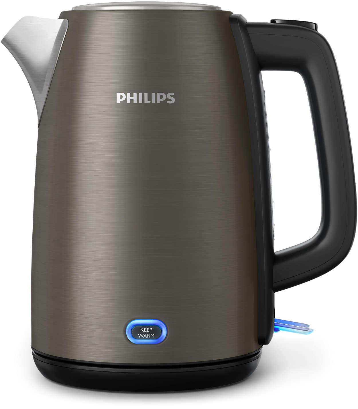 Vychutnejte si horké nápoje kdykoli