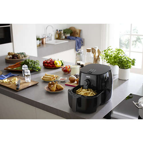Viva Collection Airfryer Compact