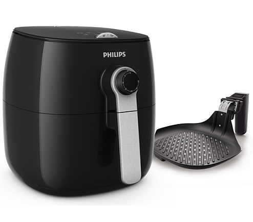 قلاية فيليبس 800 جرام philips viva collection airfryer hd9623