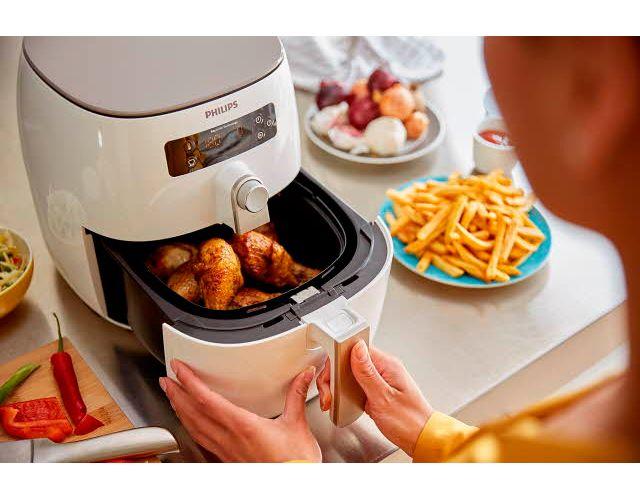 美味的炸薯條,含油量減少多達 80%*