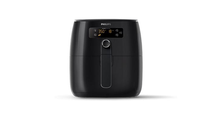 TurboStar Quick Clean Non-stick surface Airfryer