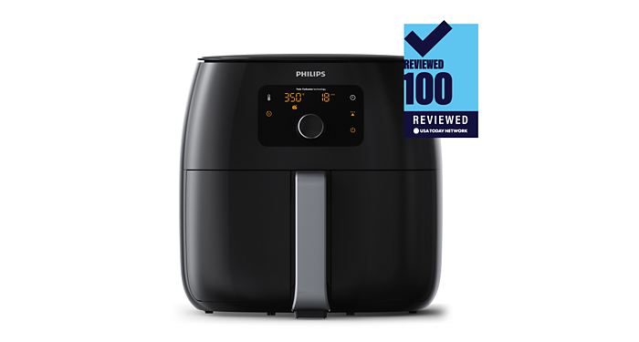 Premium Airfryer XXL with Fat Removal Technology