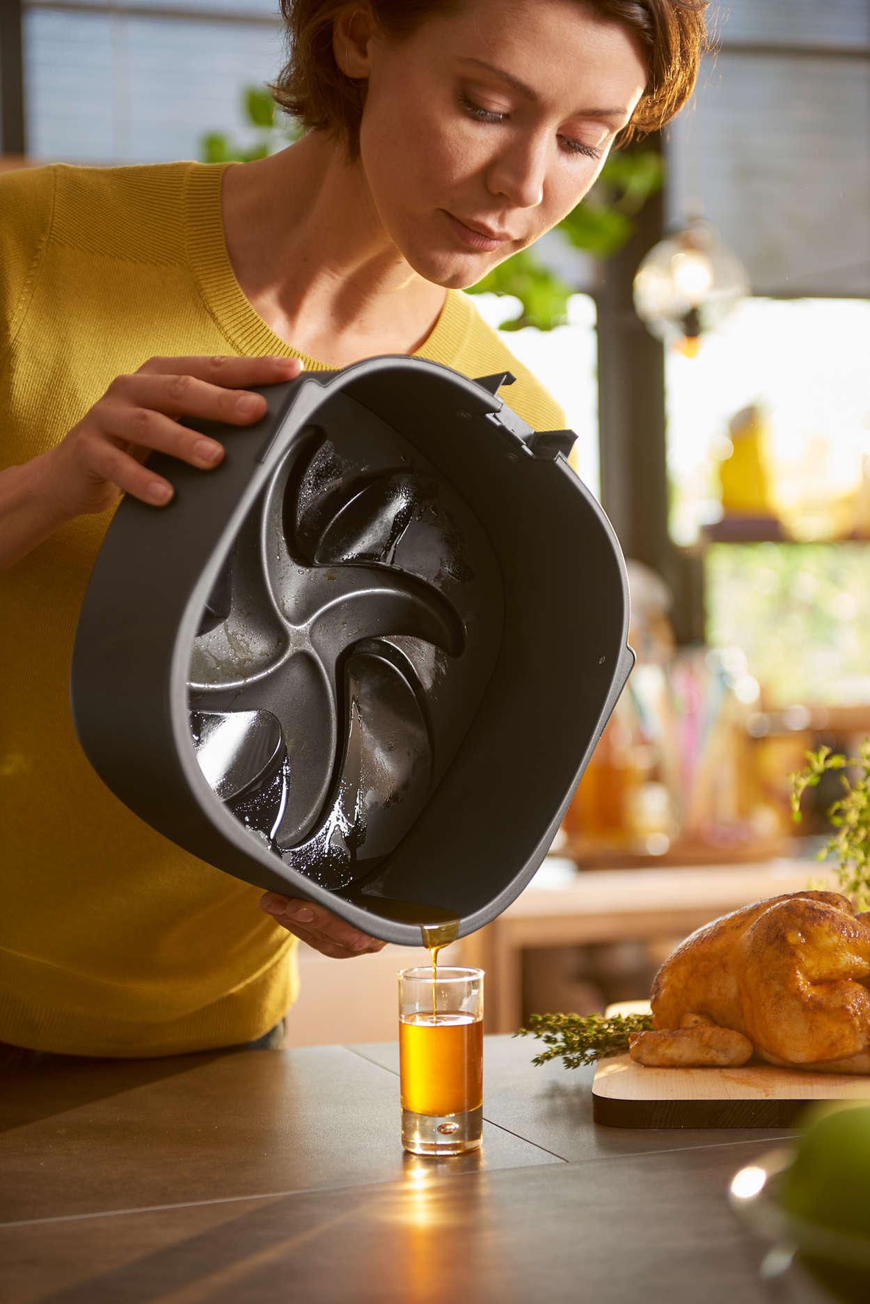 健康空氣炸鍋XXL   健康簡單的煎炸方式  Philips