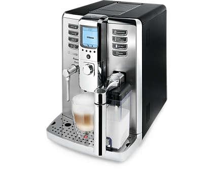 Experimentează un espresso profesional acasă
