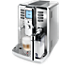 Saeco Incanto Executive Super-automatic espresso machine HD9712/11 Brews 7 coffee varieties Integrated milk jug & frother Stainless steel 8 step adjustable grinder
