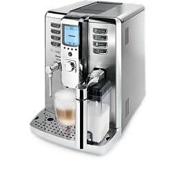 Saeco Incanto Executive Popolnoma samodejni espresso kavni aparat