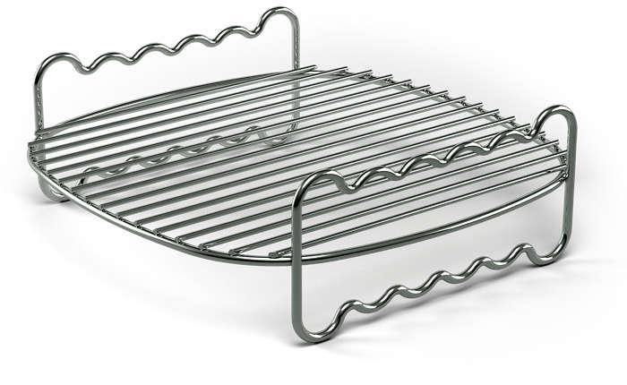 Vergrößern Sie die Kochoberfläche Ihres Airfryer