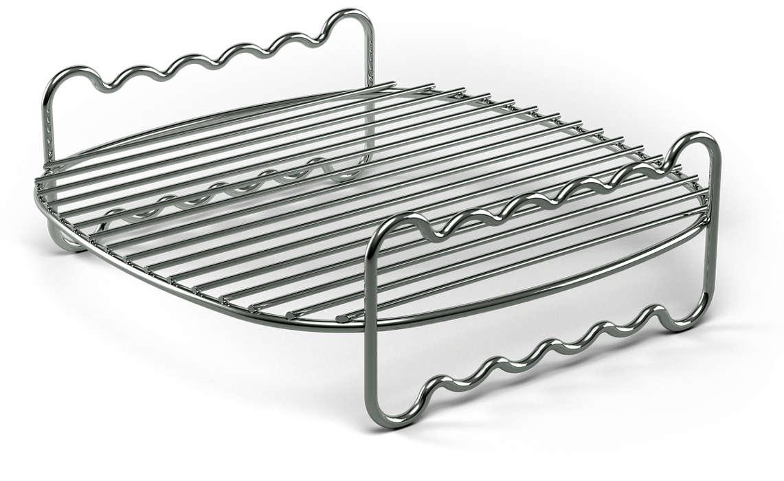 Aumente la superficie de cocina de su Airfryer