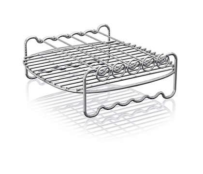 Augmentez l'espace de cuisson de votre Airfryer
