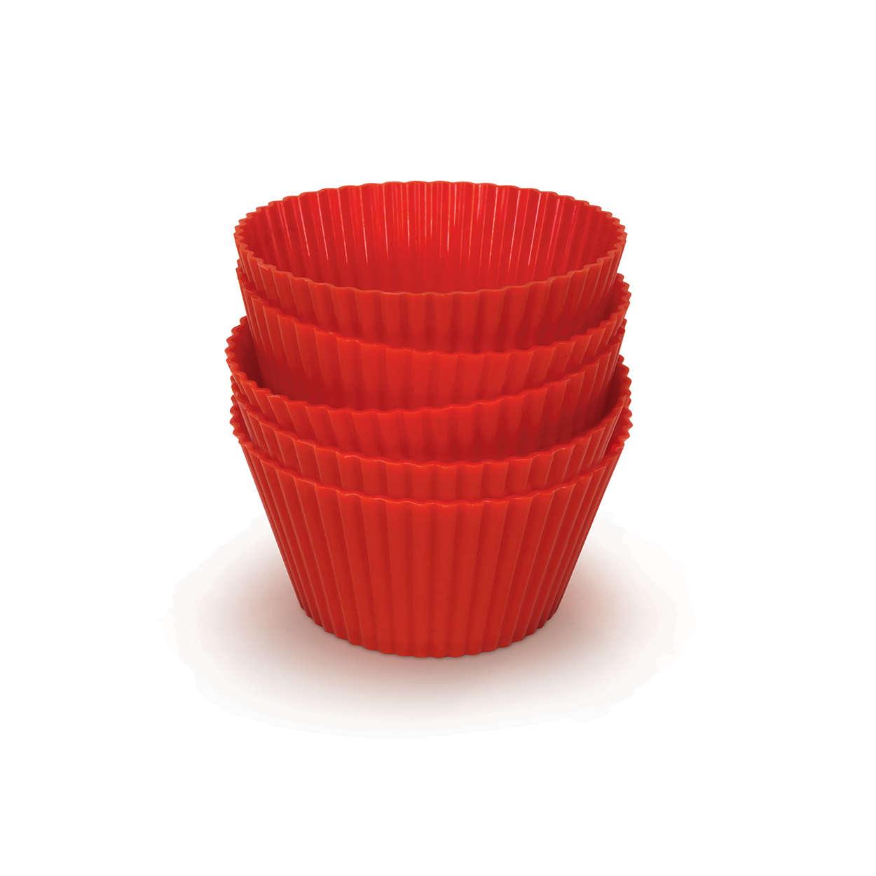 Cupe pentru brioşe Airfryer