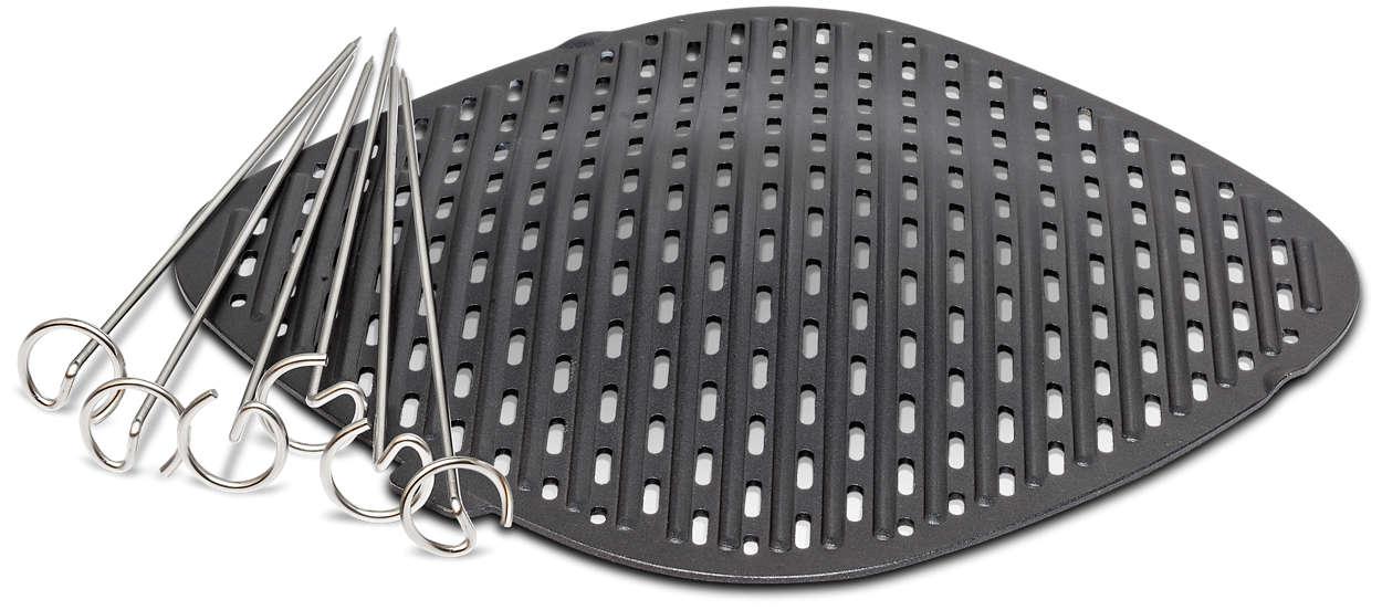 Grill master kit