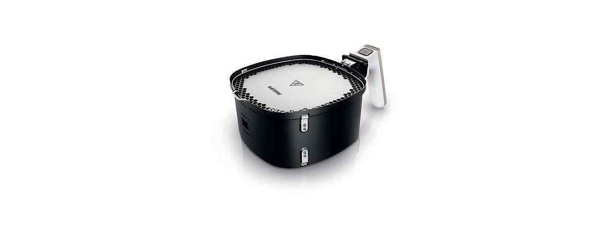 適用於健康氣炸鍋的多功能烹調網籃