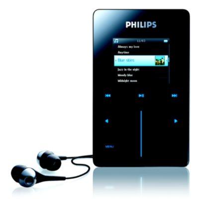 Philips HDD6330/17B MP3 Player Windows 7