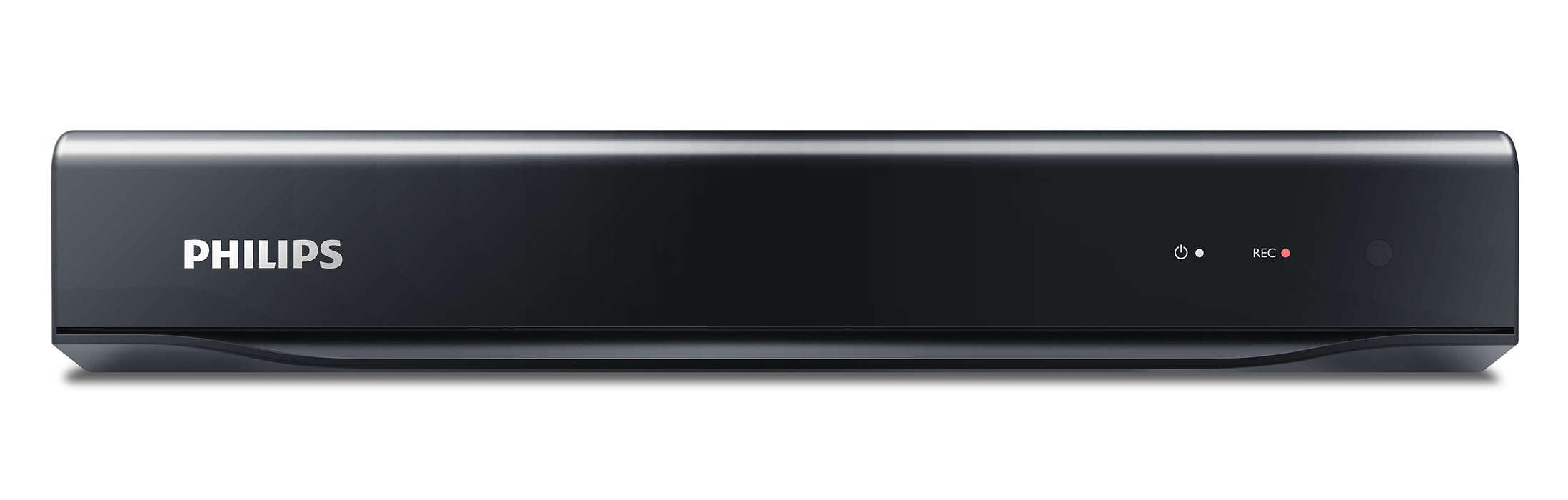 Smart HD Digital Video Recorder