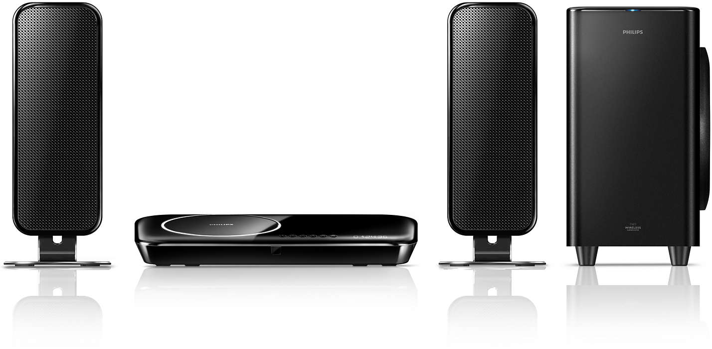 Isompi ääni laajentaa HDTV-elämyksesi
